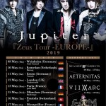Jupiter EU-Tour ZEUS - Madrid (ES)